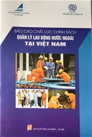 Báo cáo chắt lọc sính sách: Quản lý lao động nước ngoài tại Việt Nam