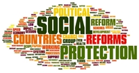 Construction of measures for integrating social protection policies into socio-economic development programs to ensure stable development and social u